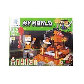 Bộ Xếp Hình - My World - 656 (LI46) - Mẫu 5