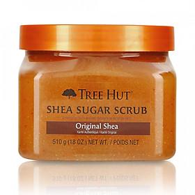 Tẩy tế bào chết cơ thể Tree Hut Shea Sugar Scrub Original Shea