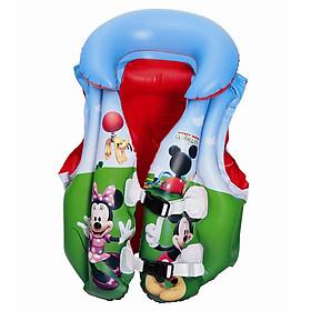 Áo Phao Bestway Mickey 91030 cho bé 3-6 tuổi