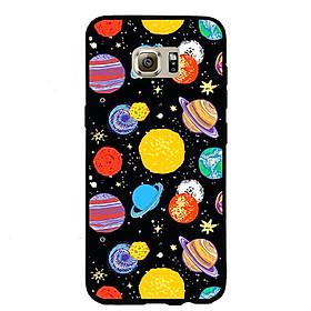 Ốp lưng viền TPU cho điện thoại Samsung Galaxy S7 Edge - Galaxy 03