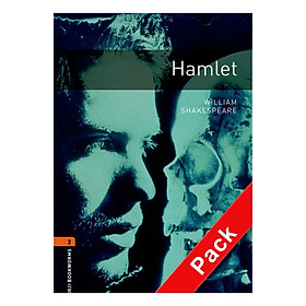 Oxford Bookworms Library (3 Ed.) 2: Hamlet Playscript Audio CD Pack