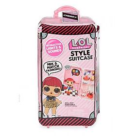 Đồ chơi Mô hình LOL SURPRISE Vali thời trang LOL- Cherry 560425/559696