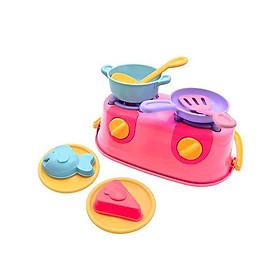 Bộ đồ chơi đồ bếp đi biển Toyroyal Nhật Bản