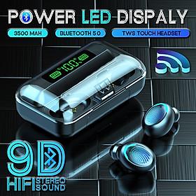 Tai nghe Bluetooth F9 Pro V5.0 cảm biến vân tay