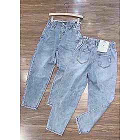 quần jean nữ cạp chun