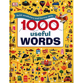 DK 1000 Useful Words : Build Vocabulary and Literacy Skills