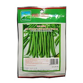 Hạt giống đậu cove Phú Nông (10g/gói) | Hạt trắng, dạng bụi (COVE-03) | Bean cora white Seeds, Bush type