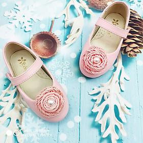 Giày búp bê bé gái hoa KENIKE ( HP9023-153 )