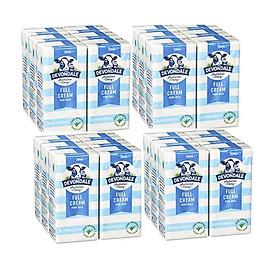 Sữa tươi nguyên kem Devondale nhập từ Úc thùng 24 hộp x 200ml, sữa nhập khẩu, sữa Úc