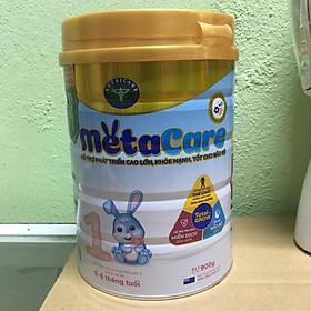 Sữa bột Metacare số 1 – lon 900g date: 12/2022