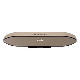 Loa Bluetooth Suntek 208S (2.5W) - Vàng - Hàng Chính Hãng