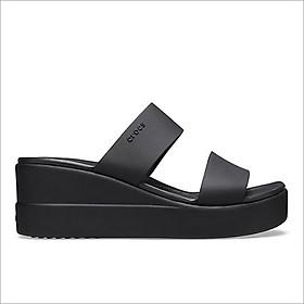 Dép Sandal thời trang Nữ Crocs  Brooklyn 206219