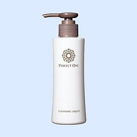 Sữa Rửa Mặt Nhật Bản - Perfect One Cleansing Liquid 150ml Giúp Làm Sạch Lớp Trang Điểm, Làm Sạch Tận Lỗ Chân Lông Và Loại Bỏ Tế Bào Chết Mà Không Tạo Bọt