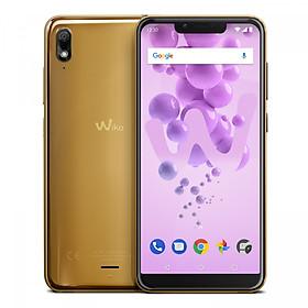 Điện thoại Wiko View 2 Go - Hàng chính hãng - Gold