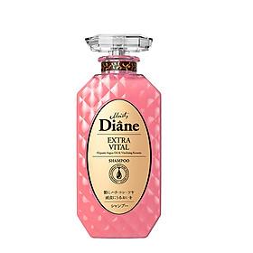 Dầu gội tăng cường sức sống cho tóc yếu Moist Diane Extra Vital (450ml)