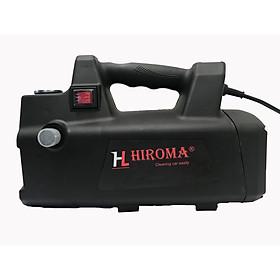 Máy rửa xe áp lực cao chính hãng HIROMA MODEL DHL - 1707 , Công suất mạnh 2000w , áp lực hoạt động 90 bar dòng máy rửa xe gia đình được đa số khách hàng tin yêu và chọn lựa