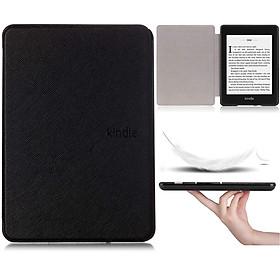 Bao Da Case Cover Cho Máy Đọc Sách Kindle Paperwhite Gen 4 10th 2018 Hàng Chính Hãng Meliya accessories