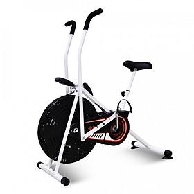 Xe đạp tập thể dục BG Air bike sọc đen đỏ (hàng nhập khẩu)