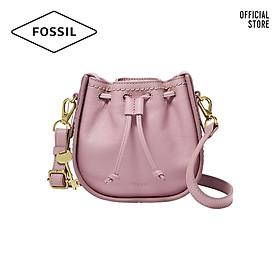 Túi đeo chéo nữ thời trang Fossil Palmer Belt Bag ZB6500506 - màu tím