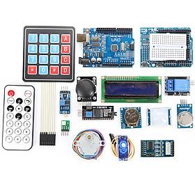 Bộ Kit Học Tập Thực Hành Lập Trình Arduino Uno R3 Cơ Bản V3