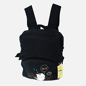 BALO BÉ GÁI ĐI HỌC CHẤT LIỆU COTTON CAO CẤP THƯƠNG HIỆU PETSHOP NBG-711