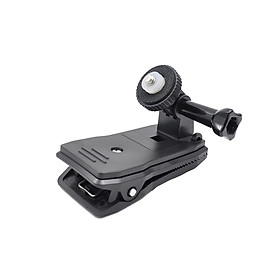 Tailored 360° Rotational Backpack Clip For DJI Osmo Pocket For Insta360 EVO