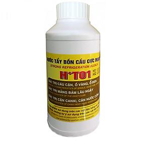 Chất tẩy bồn men sứ HT01 500ml