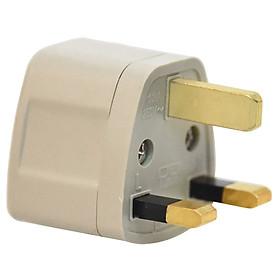 Gb Plug Travel Universal Gb Adapter Gray
