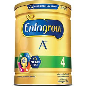 Sữa Bột Enfagrow A+ 4 1.7kg