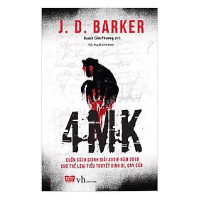 Cuốn sách giành giải Audie năm 2018 cho thể loại tiểu thuyết kinh dị, gay cấn: 4MK