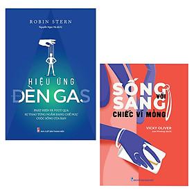 Combo Sách Nghệ Thuật Sống Đẹp: Sống Sang Với Chiếc Ví Mỏng, Hiệu Ứng Bình Gas