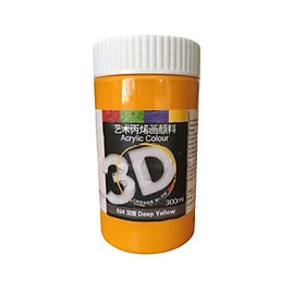 MÀU ACRYLIC 3D 300ML