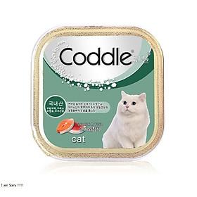 Pate cho mèo chất lượng cao Hàn quốc chính hãng - Coddle 100g
