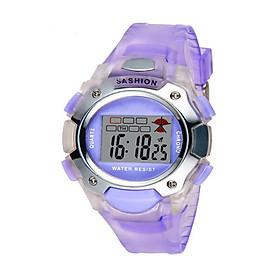 Đồng hồ trẻ em đeo tay dây nhựa 66269 Newstar 13 (Tím)