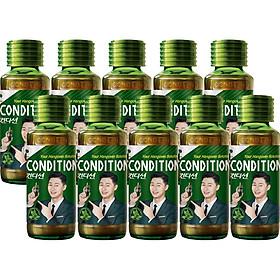 Lốc 10 chai Nước giải rượu Condition (75ml x 10 chai)