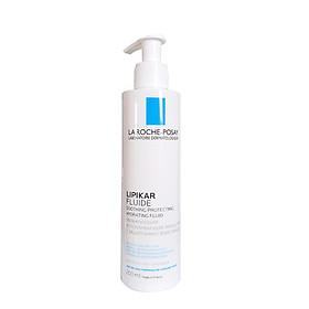Sữa dưỡng thể, dưỡng ẩm cho da khô, nhạy cảm La Roche-Posay Lipikar Fluide 200mL