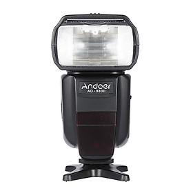 Đèn Flash AD-980II i-TTL HSS 1/18000s Andoer Cho Máy Ảnh Nikon D7200 D7100 D7000 D5200 D5100 D5000 D3000 D3100 D3200 D3300 DSLR