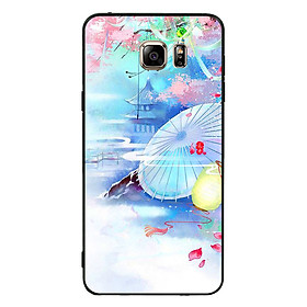 Hình đại diện sản phẩm Ốp lưng viền TPU cho điện thoại Samsung Galaxy Note 5 - Diên Hi Công Lược Mẫu 7