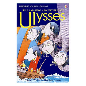 Usborne Young Reading Series Two: The Amazing Adventures of Ulysses