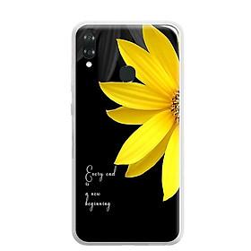 Ốp lưng dẻo cho điện thoại VSmart Joy 1 Plus - 0037 DAISY01 - Hàng Chính Hãng