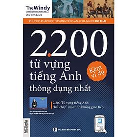 2200 Từ vựng tiếng Anh thông dụng nhất nt