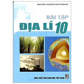 Bài Tập Địa Lí 10 (T9)