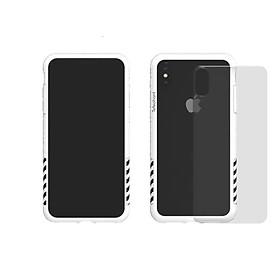 Ốp lưng iPhone Xs Max Telephant NMDer Industrial Style - Hàng Nhập Khẩu