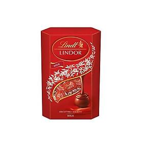 Sô cô la sữa Lindor Lindt 200g