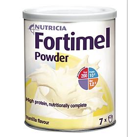 Combo 2 hộp Sữa bột Fortimel Powder bổ sung dinh dưỡng, dành cho người suy nhược, kém hấp thu, sau phẫu thuật