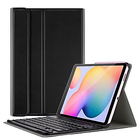 Bao da kèm bàn phím Bluetooth Samsung Tab S6 Lite P610 Smart Keyboard