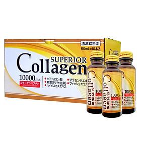 Thực Phẩm Chức Năng Làm Đẹp Superior Collagen