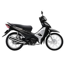 Hình ảnh Xe máy Honda Wave Alpha 2019 - Đỏ