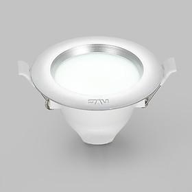 Hình đại diện sản phẩm Đèn LED Âm Trần Tròn Ánh Sáng Trắng 3W NVC