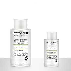 Dr. Lee DOCTOR LI Gentle Cleansing Lotion 315ml (Deep Cleansing Water Deep Cleansing Faces for Men and Women, Lips and Lips, Three-in-One Remover Pressing Bottle)